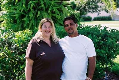 Ahhh the happy couple