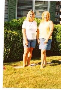 Jennifer and Tamara