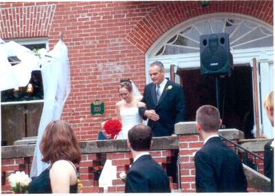 Processional (photo courtesy of Cookie)