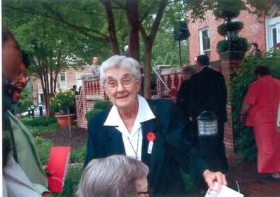Aunt Pat (photo courtesy of Cookie)