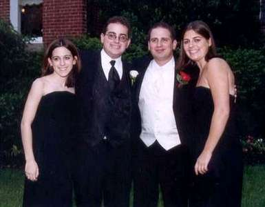 Elisa, Adam, Dan, and Jess
