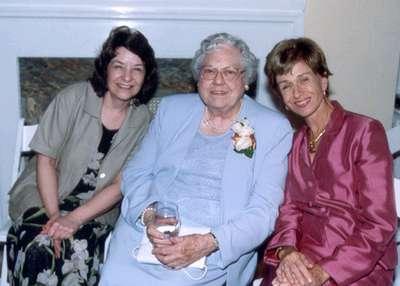 Lynn, Nana, and Ann