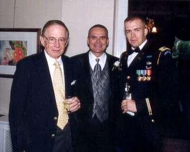 Tom, Dad, and Scott