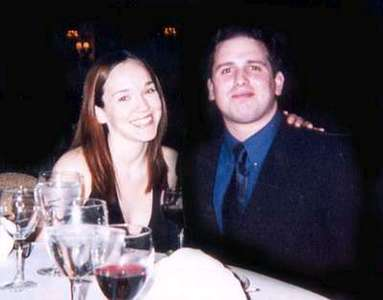 December 2002 Me and Dan at the ACC holiday party