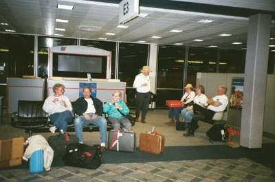 O'Hare Airport (4/6/02 4:30am)