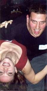 November 2001 Judy and Dan...keep on dancing!