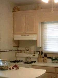 Kitchen Under Renovation
