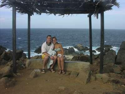 Aruba Honeymoon Photo Album