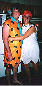 Halloween costumes in 2001
