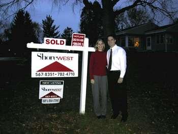 Sold! October 31, 2001