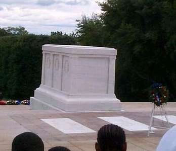 The Changing of the Guard at the Tomb of the Unknown Soldier (6 of 7)