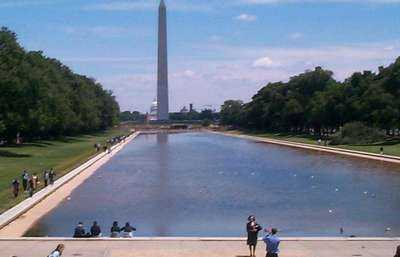 The Reflecting Pool - Again