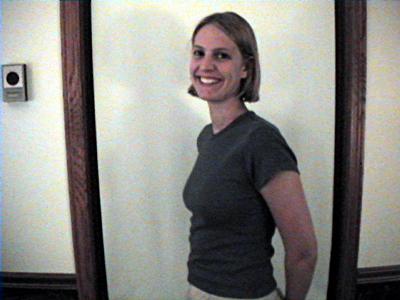 Kelly at 8 weeks