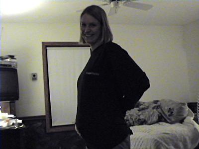 Kelly at 20 weeks