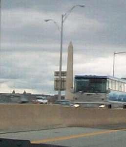 The Washington Monument - Again