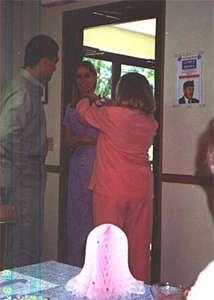 Surprise Bridal Shower - June 3, 2000