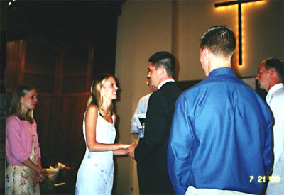 Rehearsal of Vows
