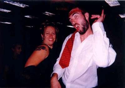 Karen n Tim Wedding 1999