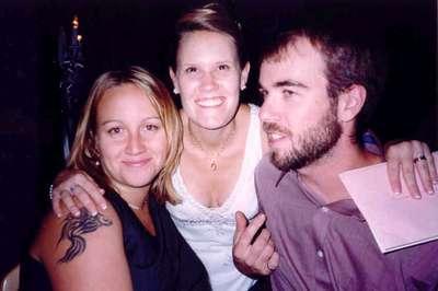 Roxanne n Dan Wedding 1999