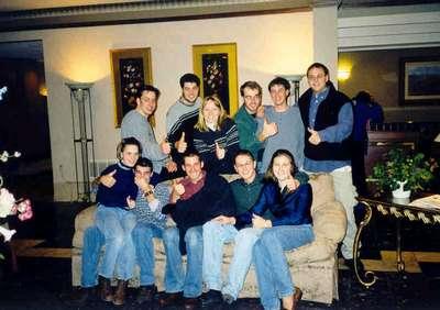Marc n Lisa Wedding 1998