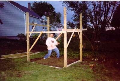 Building the PERGOLA 1999