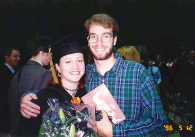 Heather's Graduation 1996