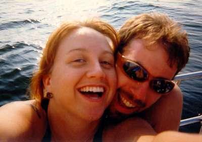 Sailing LI Sound 1996