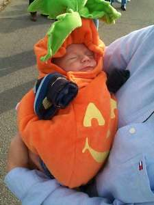 One Week Old - Halloween 2003