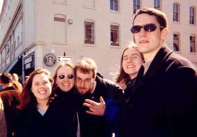St. Patricks Parade 1997