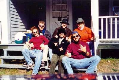 Adk Camp Fall 2001