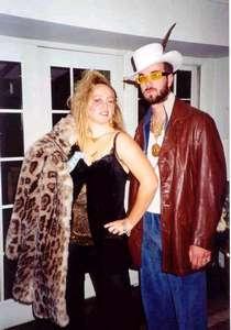 Pimp n Ho Halloween 2000