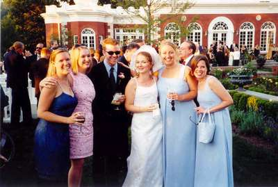 Sam n John Wedding 2000