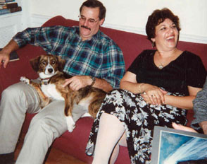 Uncle Billy, Aunt Carmen, and Iniki