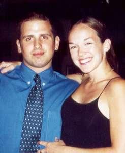 September 2001 Dan and Steph at E-Citi in Tysons Corner, VA