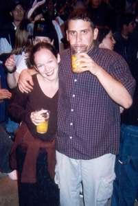 December 1999  Celebrating the Millenium at Epcot!