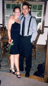 June 1999  Before Les Miz at the National Theater.