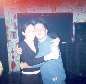 November 2000  Opening of SFE Party at Insomnia, DC.