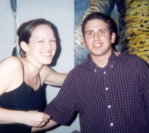 January 2000  Opening night of Fresh! at Sanktuary.
