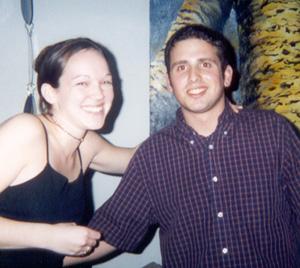 January 2000  Opening night of Fresh! at Sanktuary.