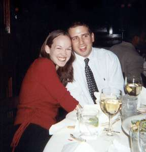 December 2000  Company Holiday Party at Maggiano's, Chevy Chase, MD.