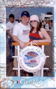 January 6, 2004 Second port of call: Belize