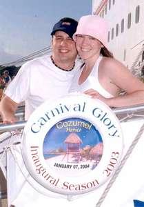 January 7, 2004 Third port of call: Cozumel