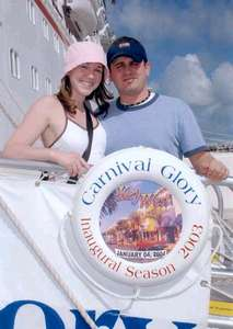 January 4, 2004 First port of call: Key West, FL