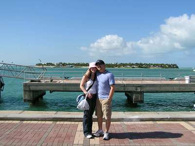Us in Key West, FL