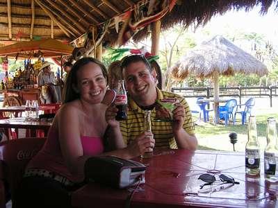 Feb 11, 2005 Cozumel, Mexico at the Buena Vista Ranch
