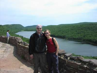 Lake of the Clouds, Porcupine Mountains