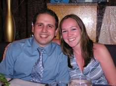 Stephanie and Dan
