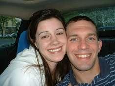 Gina and Adam