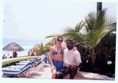 Our trip to Cancun April 2001
