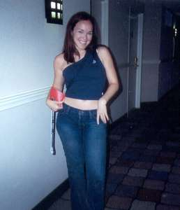 August 2002 Before heading out to Deja Vu in AC, NJ.  DJ Times Expo.